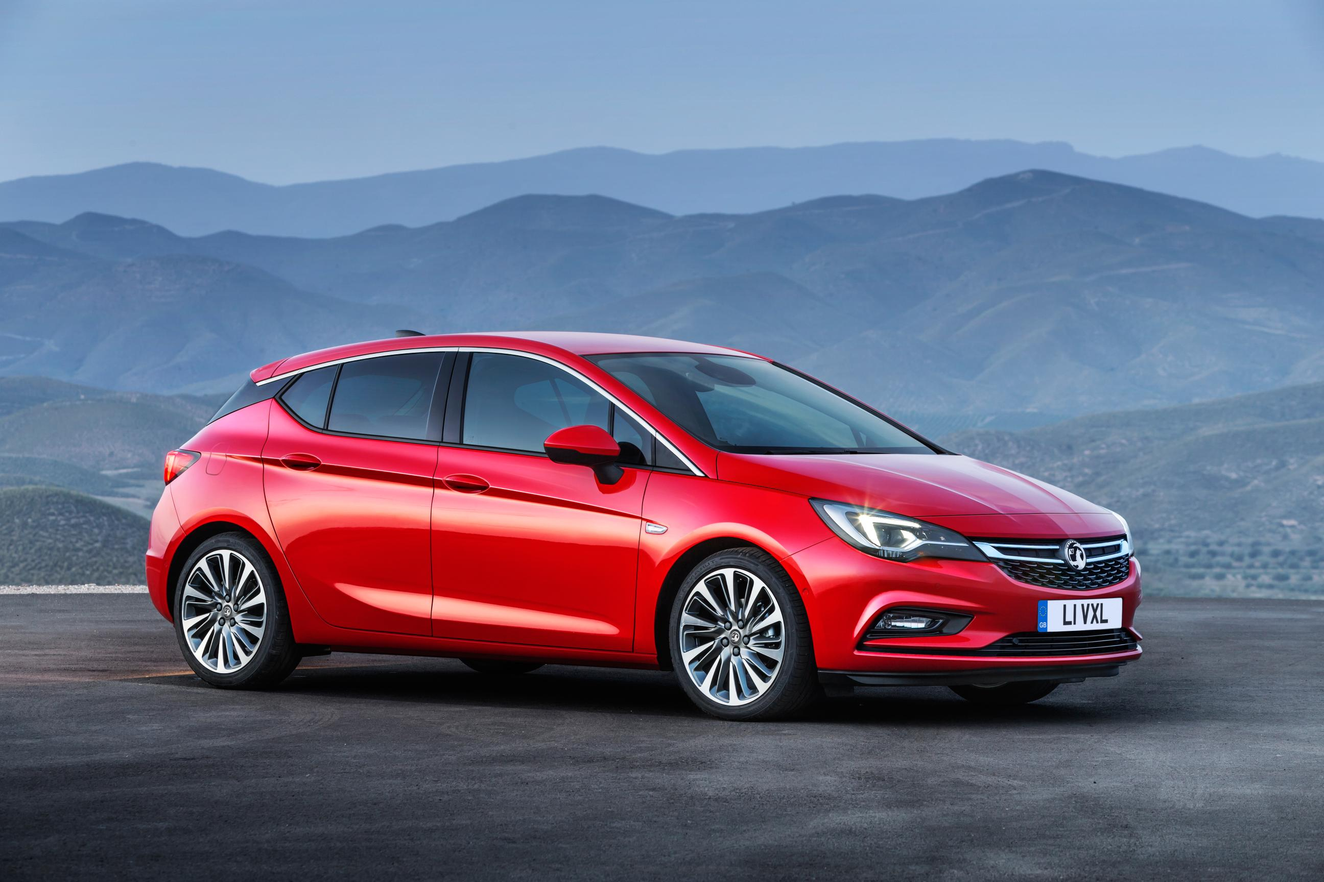 All New Vauxhall Astra Will Cost 163 15 295 Otr In Britain