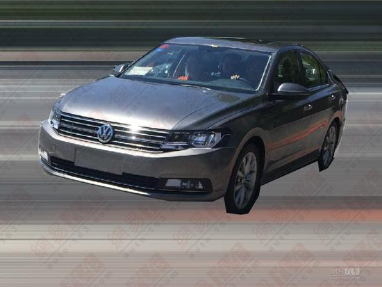 all new volkswagen jetta spied looks disappointing autoevolution. Black Bedroom Furniture Sets. Home Design Ideas