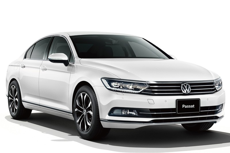 All-New Volkswagen Passat Launched in Japan with 1.4 TSI Turbo Engine ...