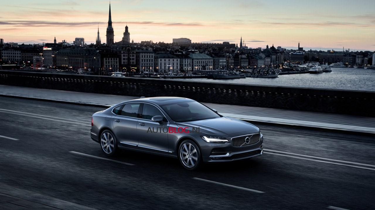 Volvo推出新S90高清图片