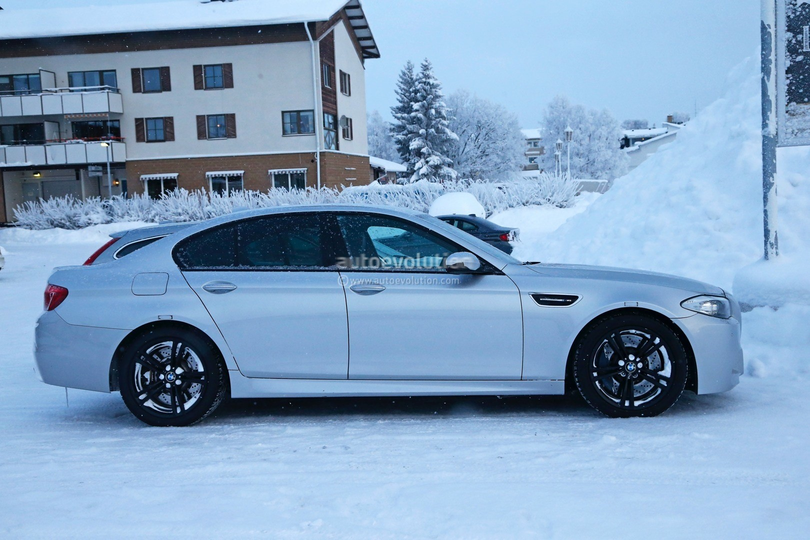 Worksheet. AllWheel Drive BMW M5 Mule Spied Testing in the Snow for the