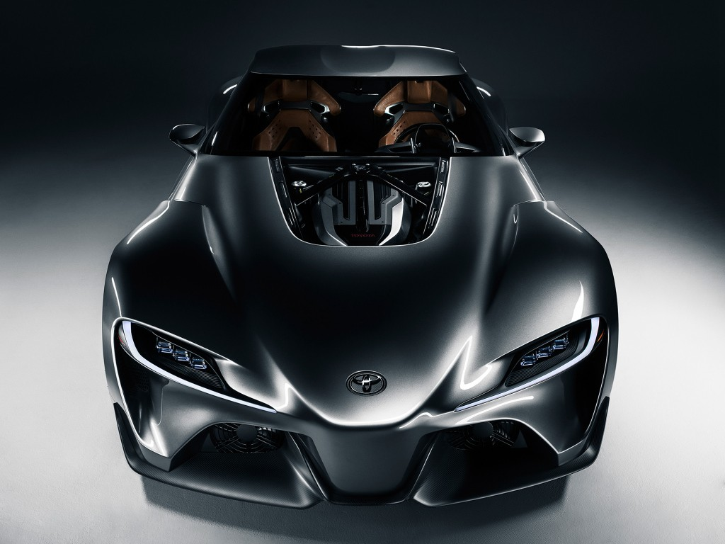 Alleged Brochure Of The 2018 Toyota Supra Leaks Online