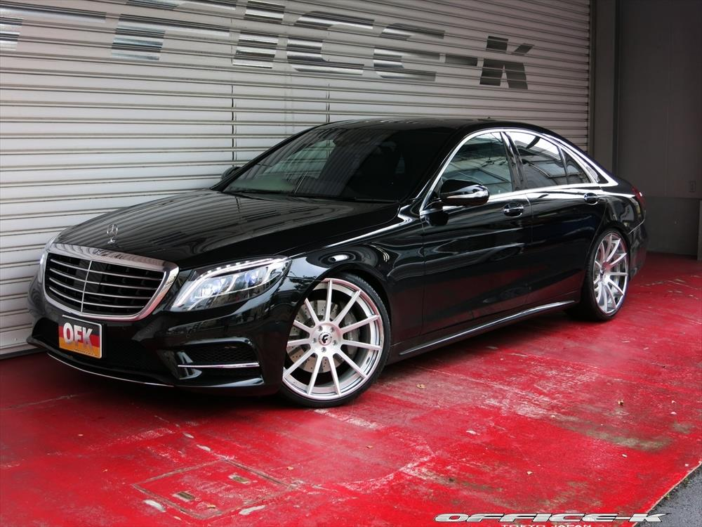 High End Cars >> Almost VIP Style S-Class From Office-K - autoevolution