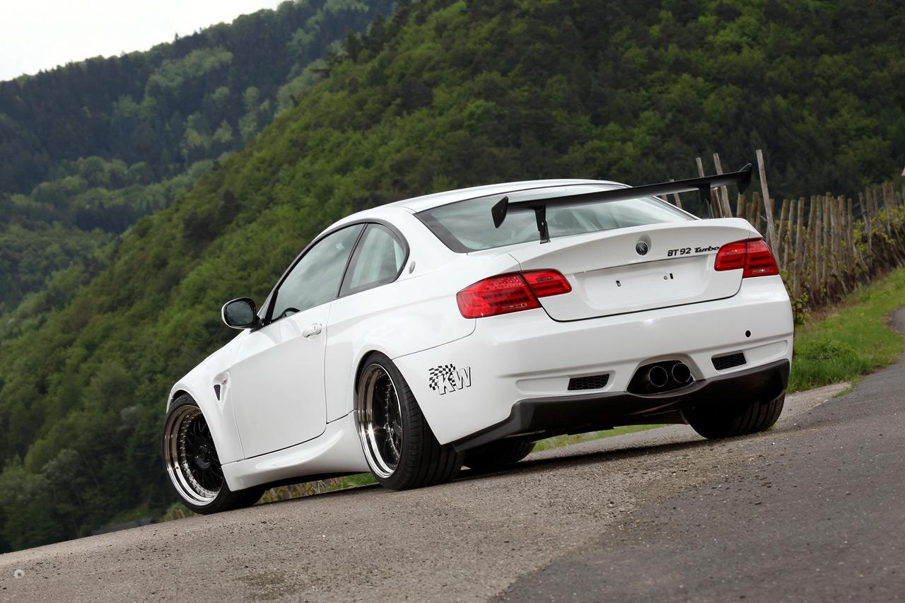 Alpha N Performance Bt92 Is A Meaner Bmw 3 Series Coupe