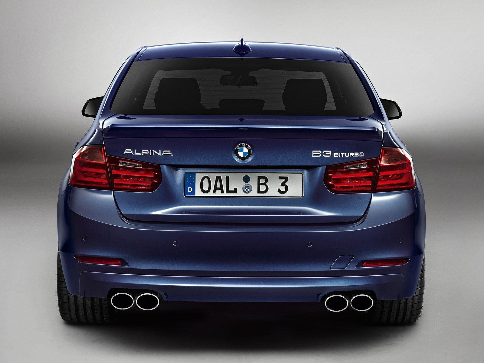 alpina b3 sedan wagon revealed in geneva autoevolution. Black Bedroom Furniture Sets. Home Design Ideas