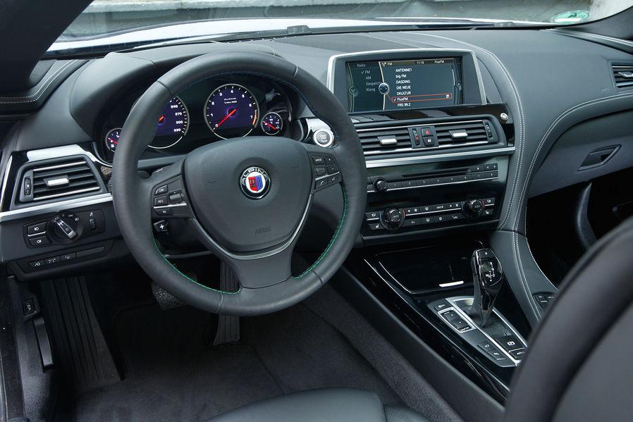 Alpina B6 Bi Turbo Review By Sport Auto Autoevolution