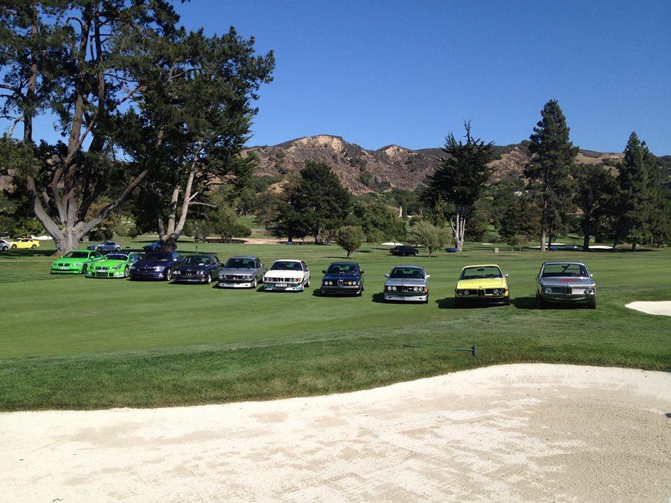 Alpina Cars At Bmw Cca Oktoberfest In California Autoevolution