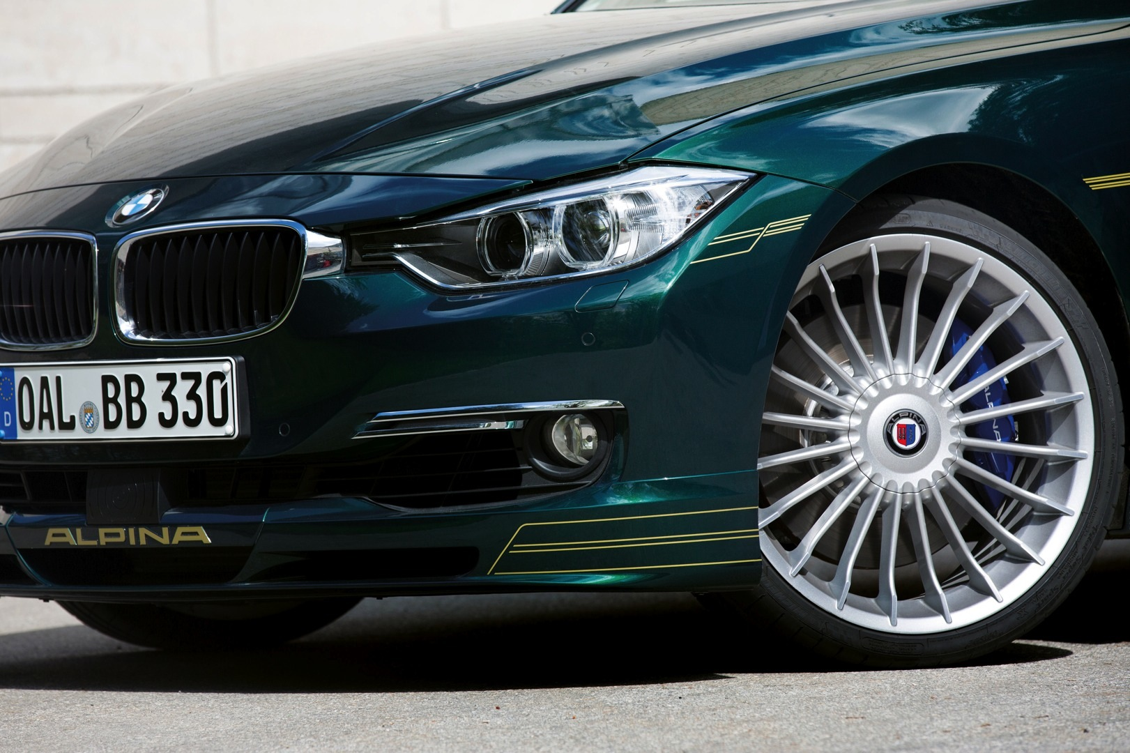 Alpina D3 Biturbo Launched in the UK - autoevolution