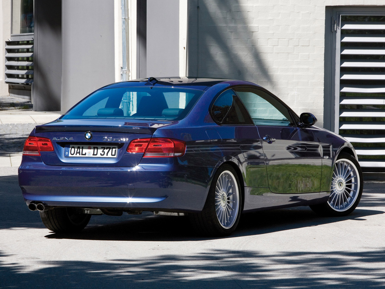 BMW Alpina Releases 215 HP D3 Biturbo - autoevolution