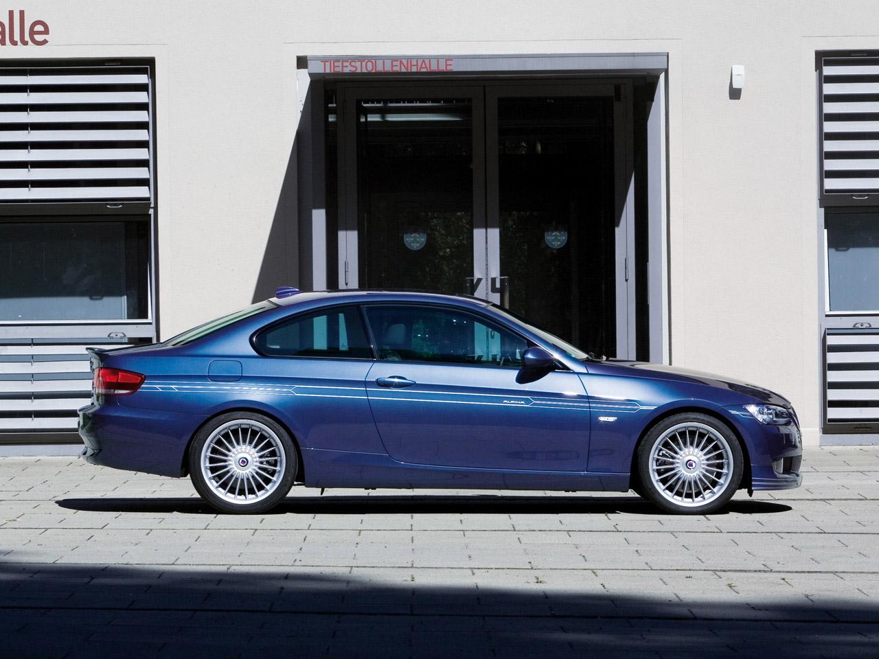 Bmw Alpina Releases 215 Hp D3 Biturbo Autoevolution