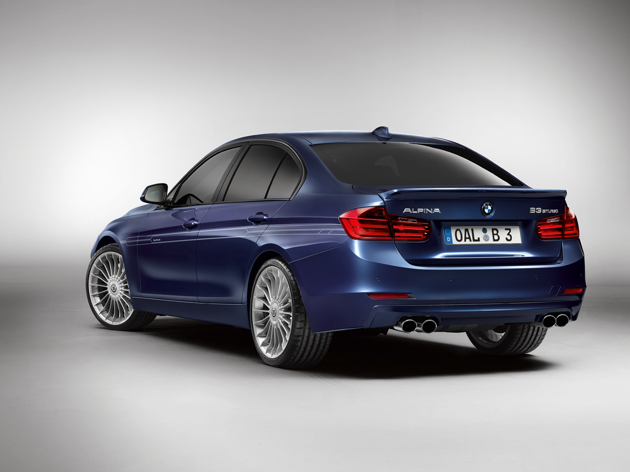Alpina reveals full info on b3 biturbo autoevolution