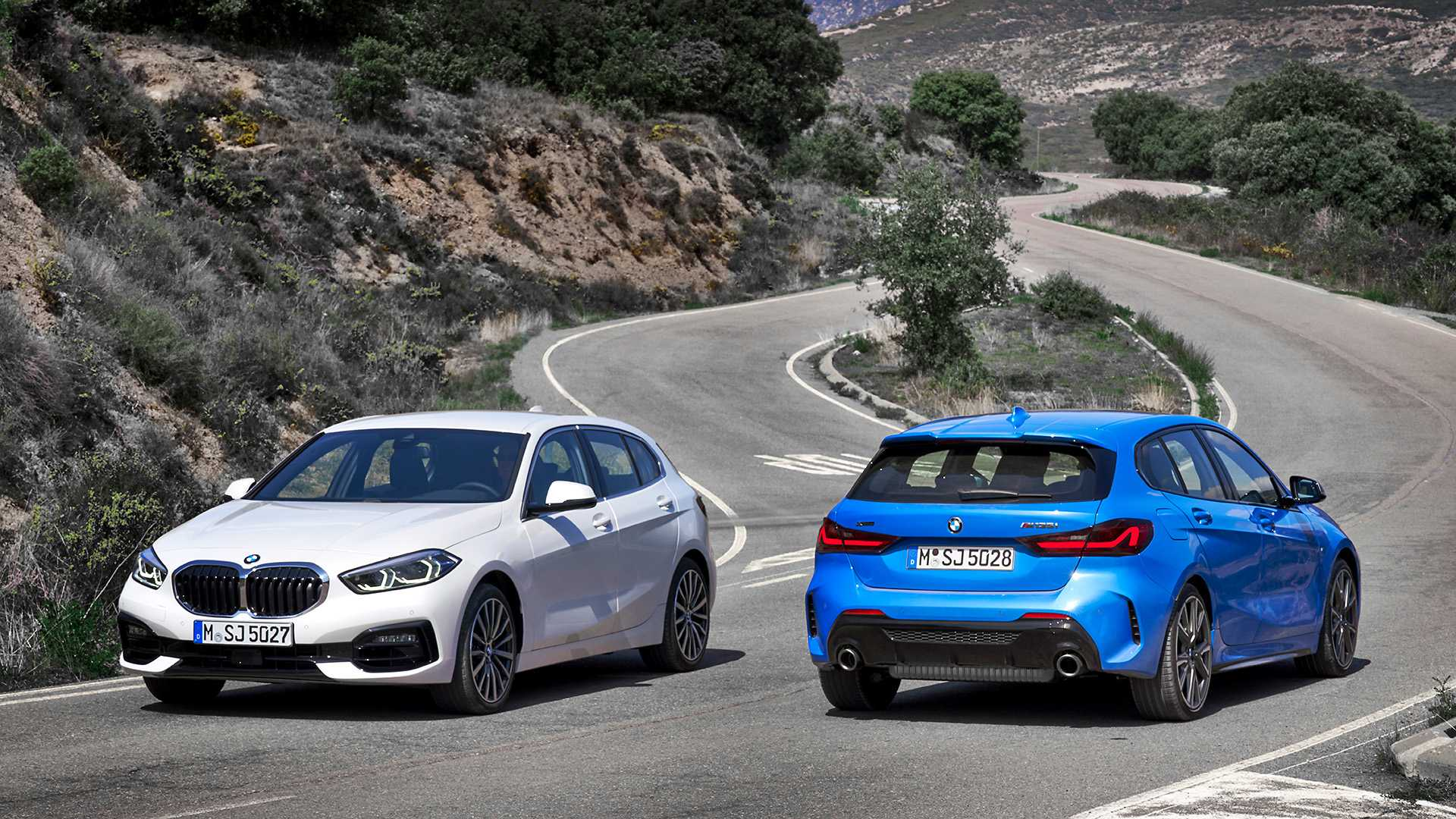 2015 Bmw 1 Series Facelift Tested The Joys Of Rear Wheel