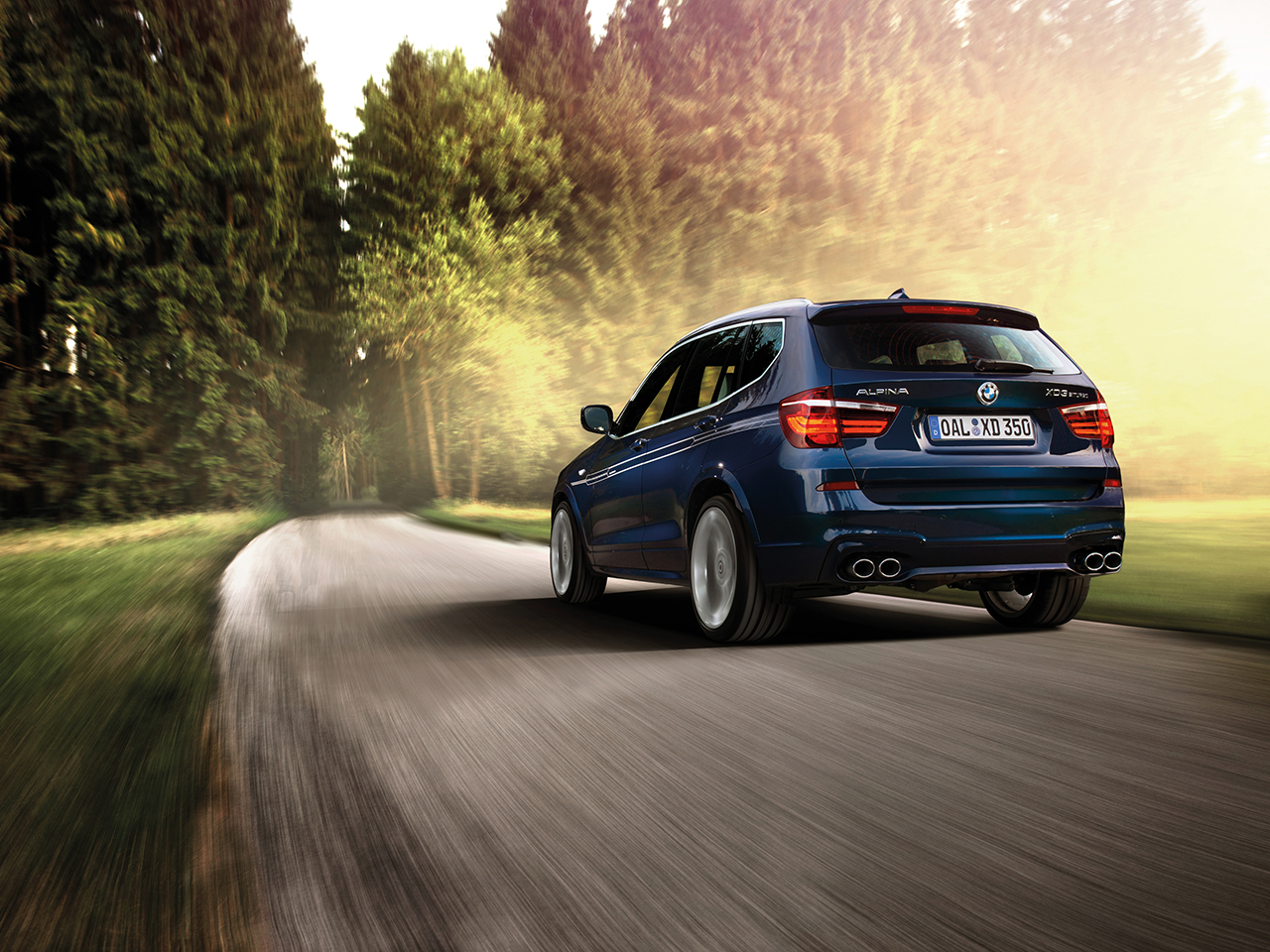 Alpina Xd3 Biturbo Review By Car Magazine Autoevolution