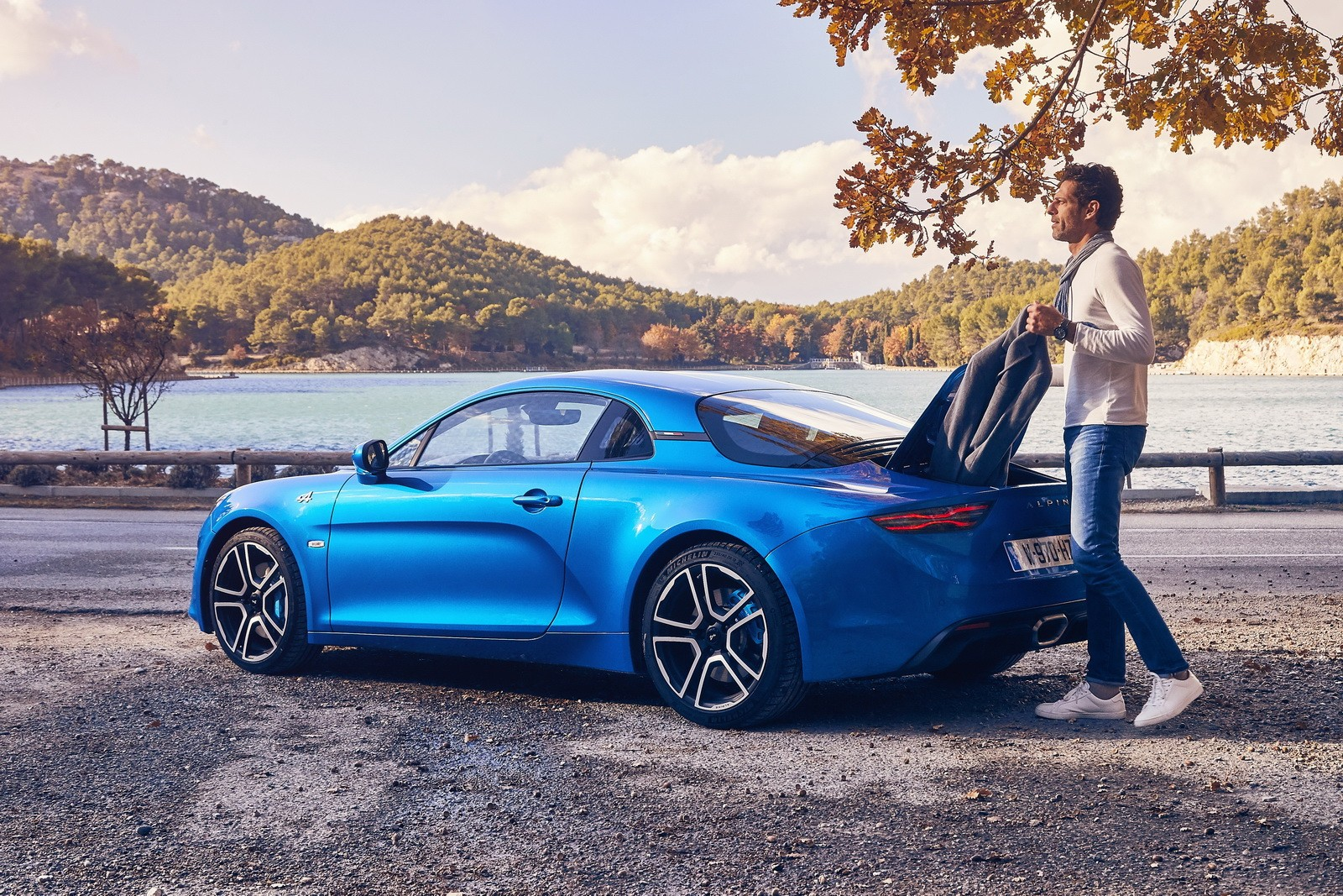 Alpine A110 Is An Exclusive French Sports Car In New