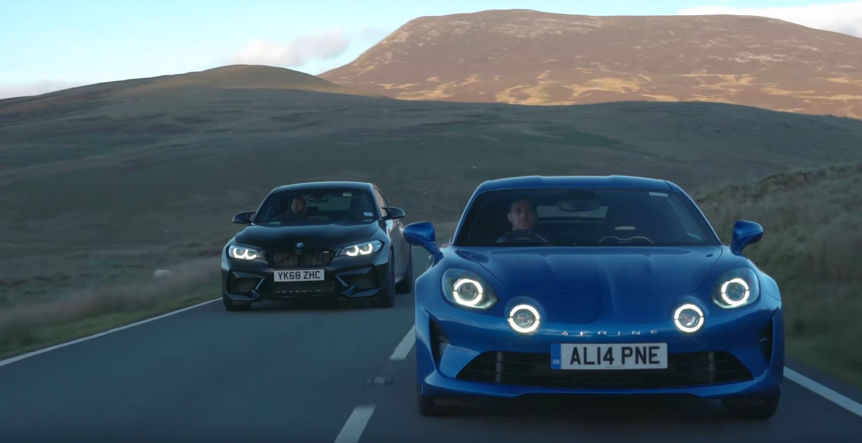Alpine A110 Vs Bmw M2 Competition Which Is The Best