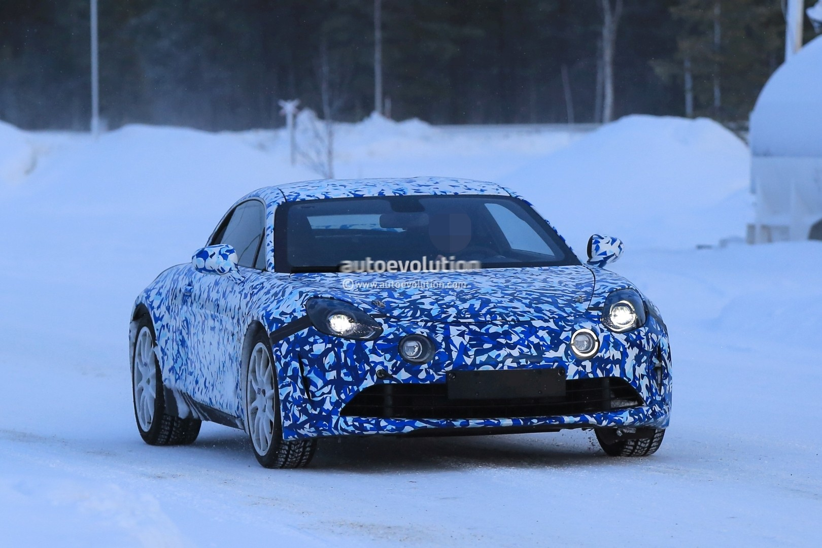 Alpine Sports Car Will Get Flat Floor And Rear Diffuser For Max Aero
