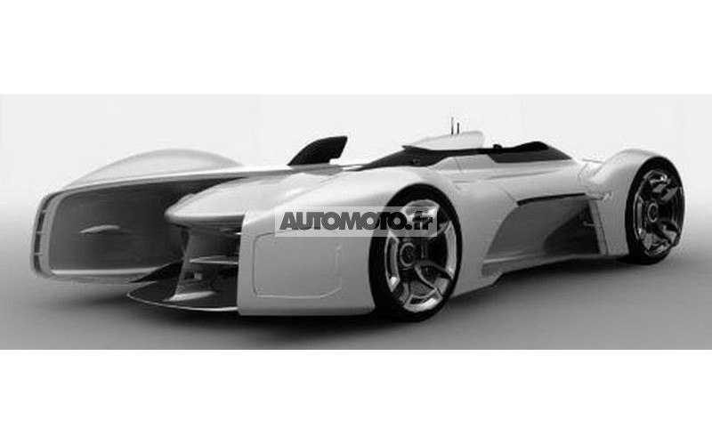 Alpine Vision Gran Turismo Teased Gt6 Concept With French Design