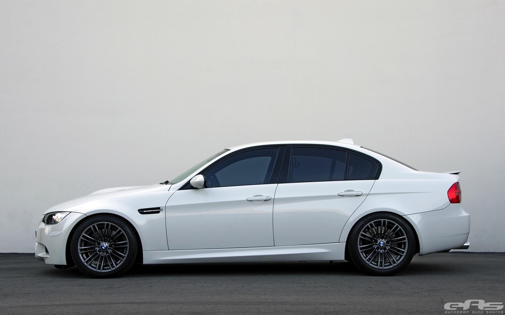 Alpine White Bmw E90 M3 Rides Clean Autoevolution