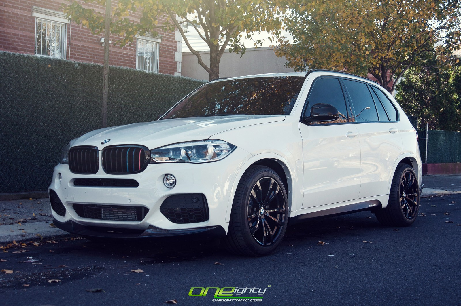 BMW F15 X5 With M Performance Parts