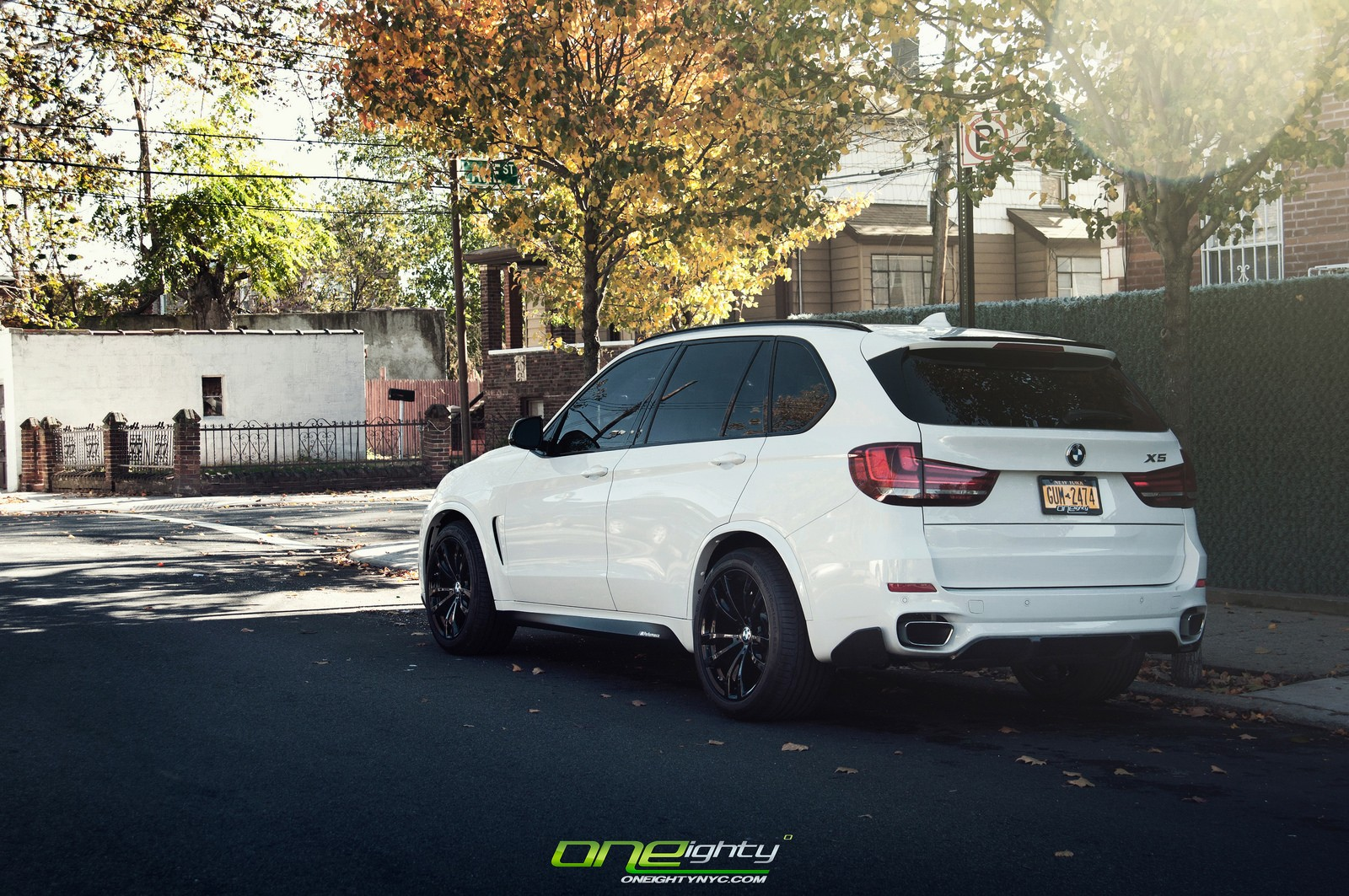 Alpine White Bmw X5 Gets M Performance Treats Autoevolution