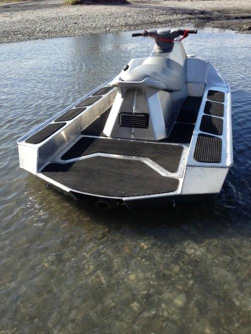 Botom Of Yamaha Jet Boat