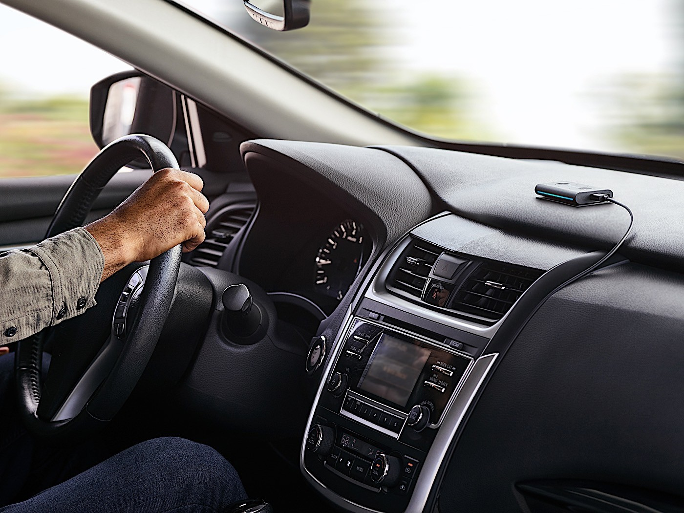amazon s alexa goes mobile with new echo auto device