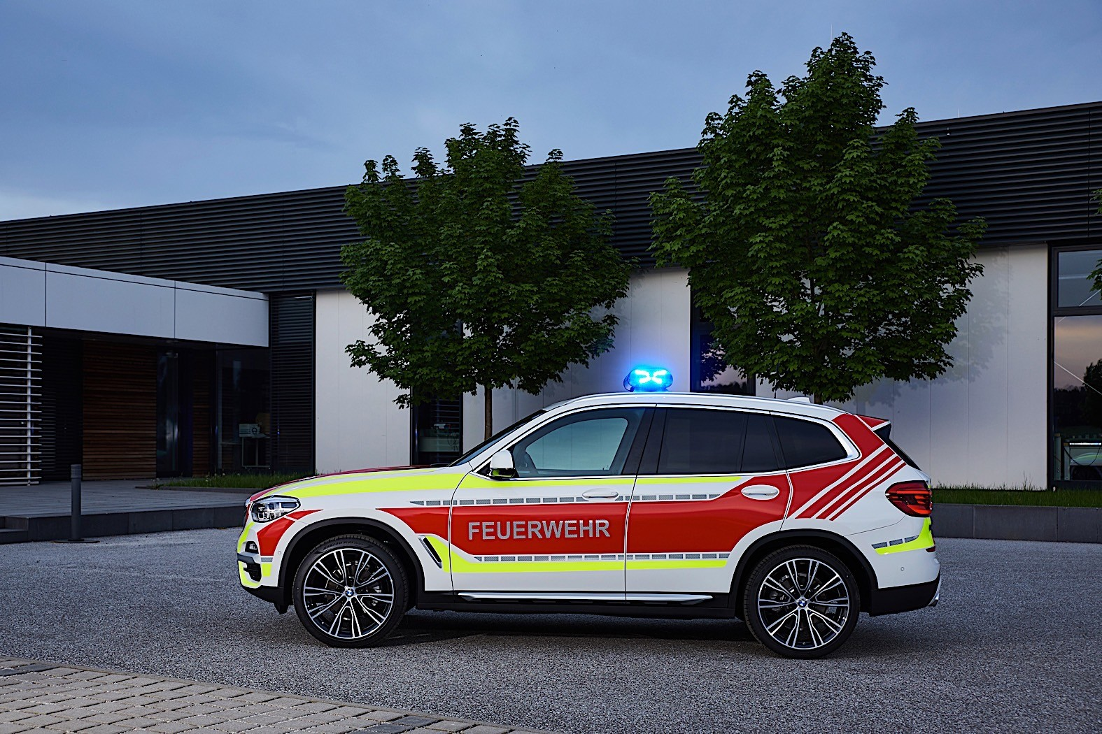 halcore group recalls a number of horton ambulances