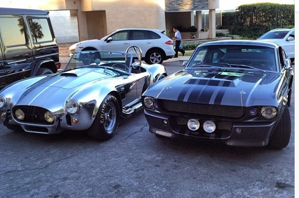 American Poker Player Owns Incredible Car Collection