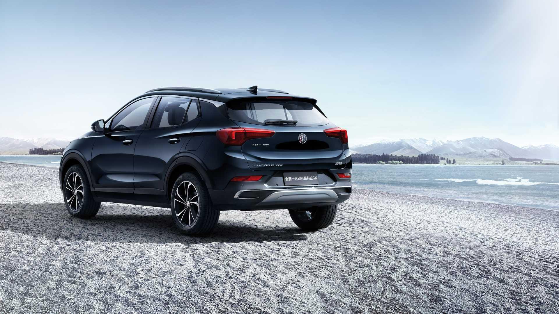 2020 Buick Encore Gx Revealed For The U S Market Autoevolution