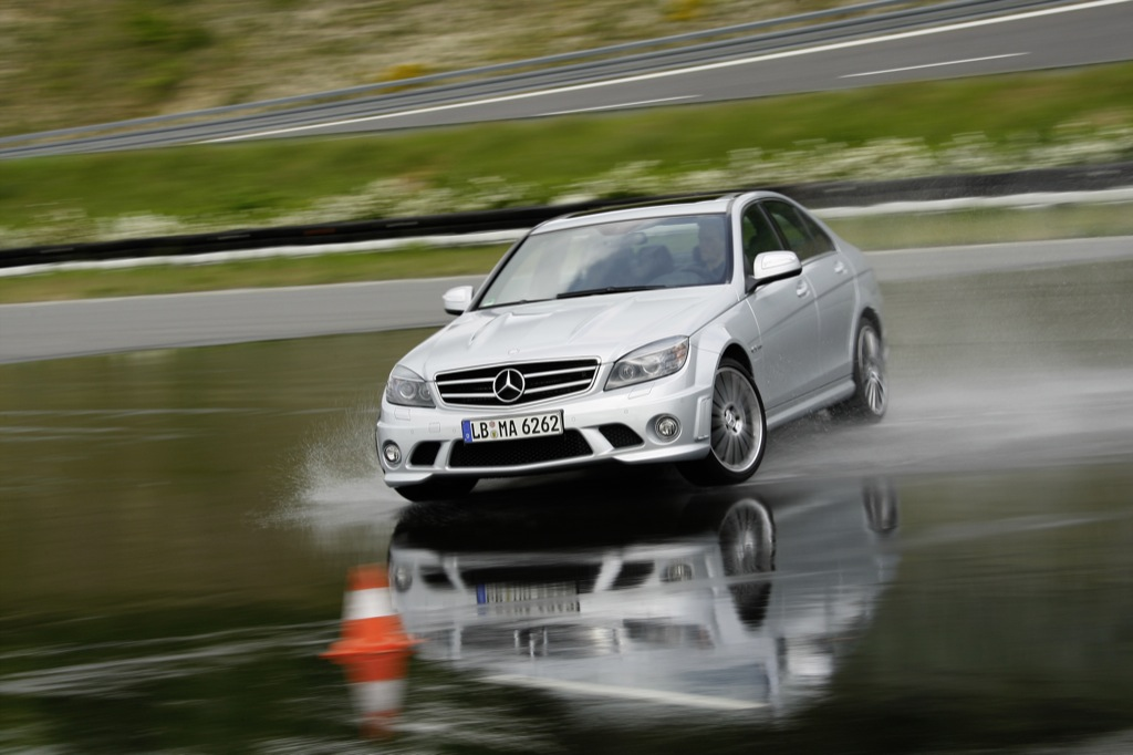 mercedes benz driving academy joins forces with california police. Cars Review. Best American Auto & Cars Review