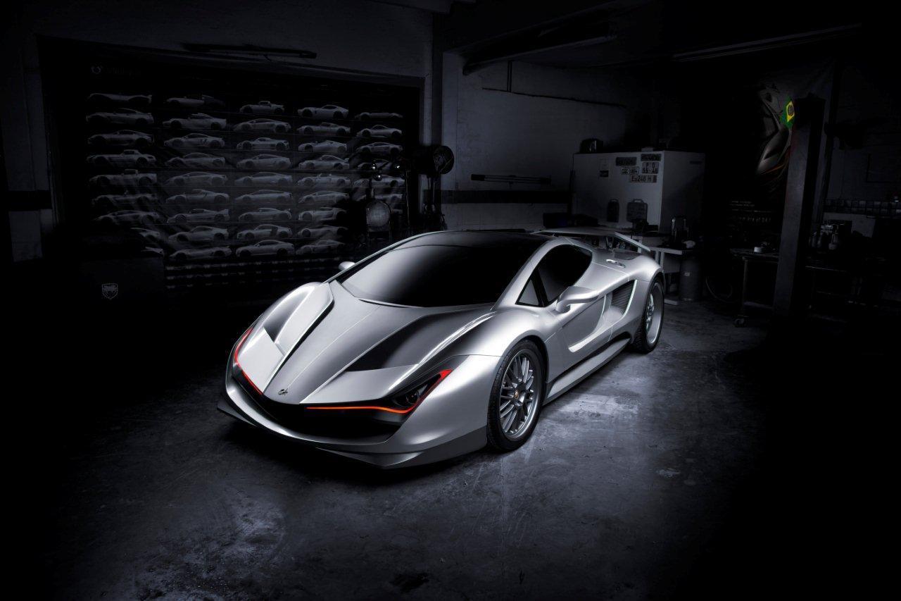 Amoritz GT DR7 Becomes DoniRosset : First Brazilian Supercar  autoevolution