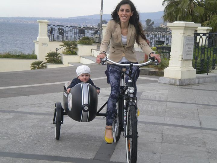Electric Bicycle Reviews >> An Electric Sidecar Bicycle, How Cool Is That? - autoevolution
