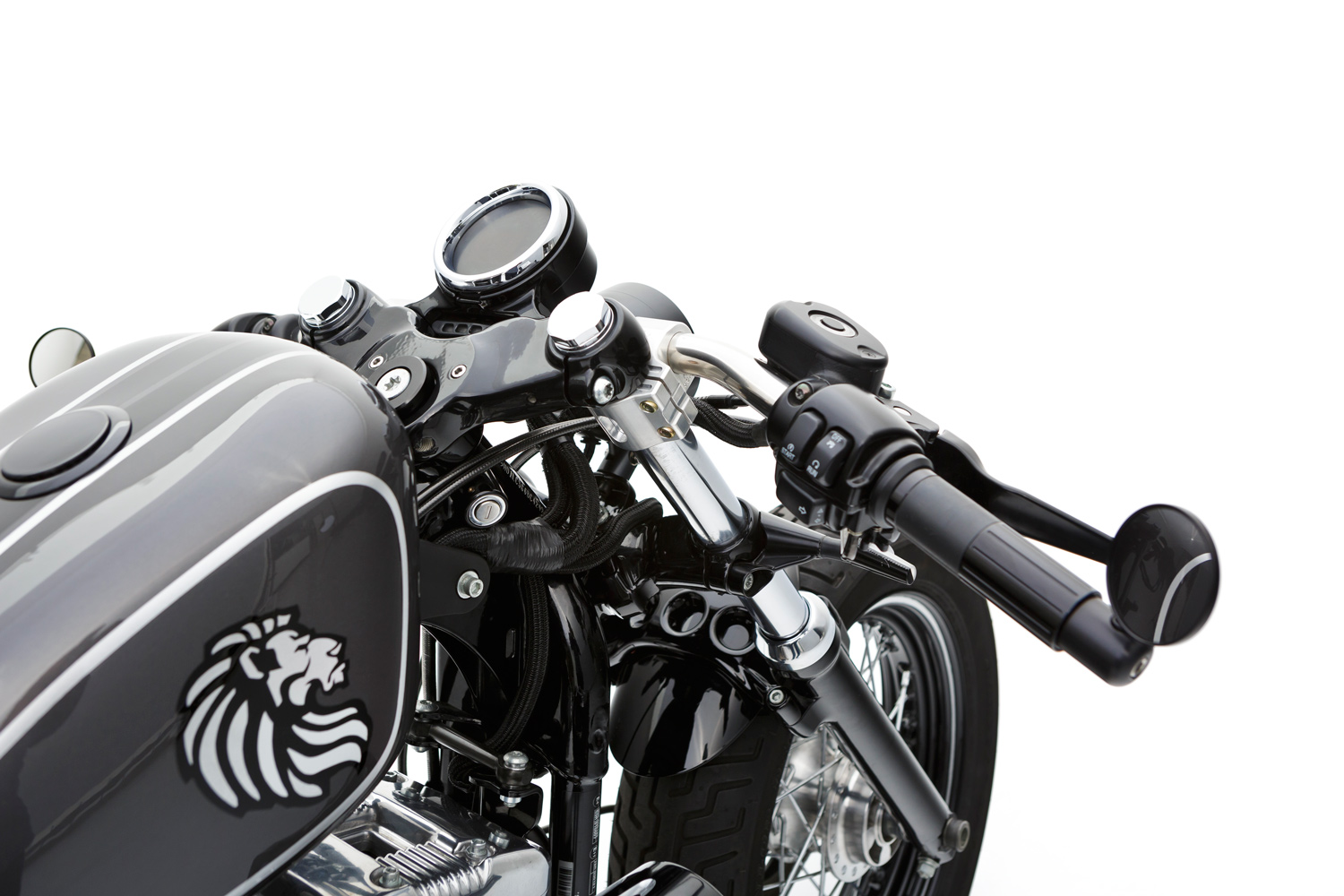 An Evil Harley Davidson Sportster 48 Yes Sir Autoevolution
