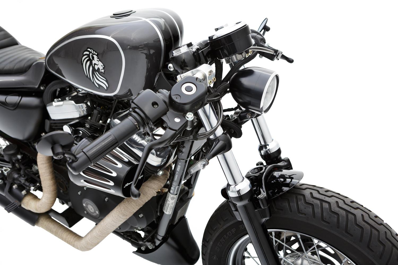 An Evil Harley Davidson Sportster Yes Sir Photo Gallery on Sportster Motor