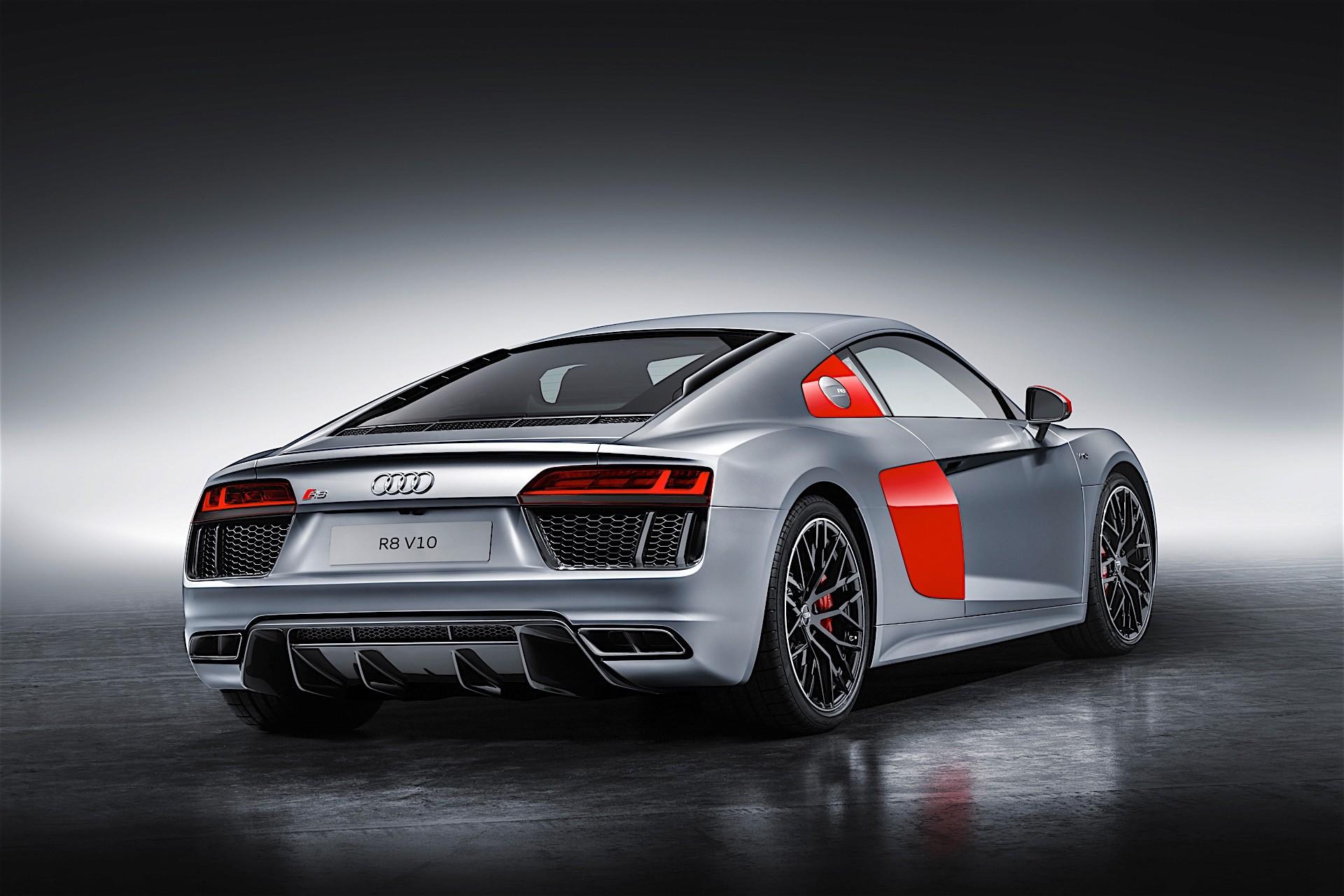 Audi R8 Coupé Edition Sport