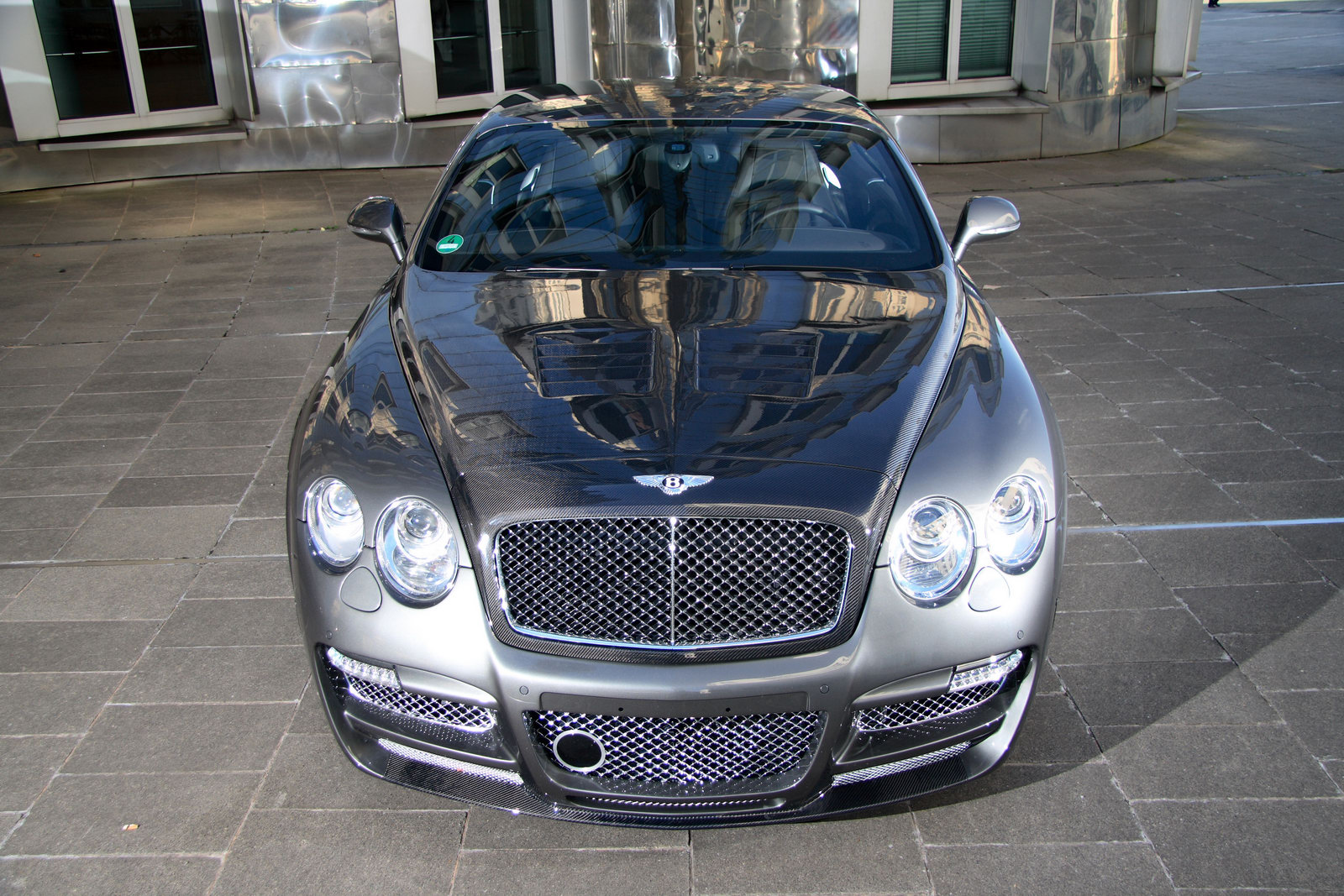 Anderson germany 2010 bentley continental gt speed elegance anderson germany 2010 bentley continental gt speed elegance edition vanachro Image collections