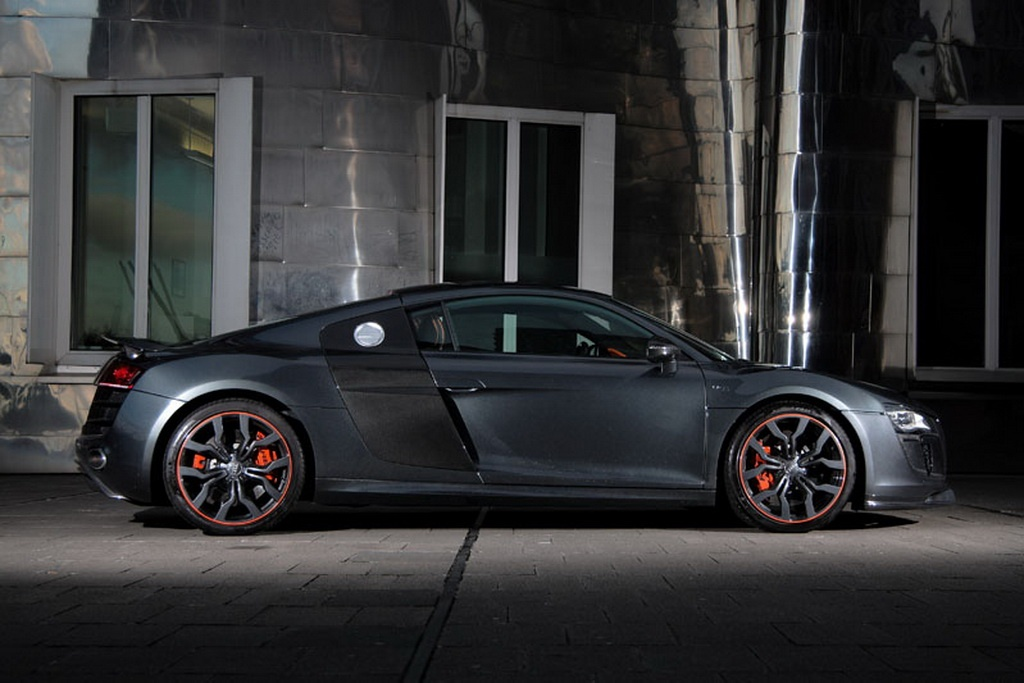 Anderson Germany Audi R Racing Edition Set Free