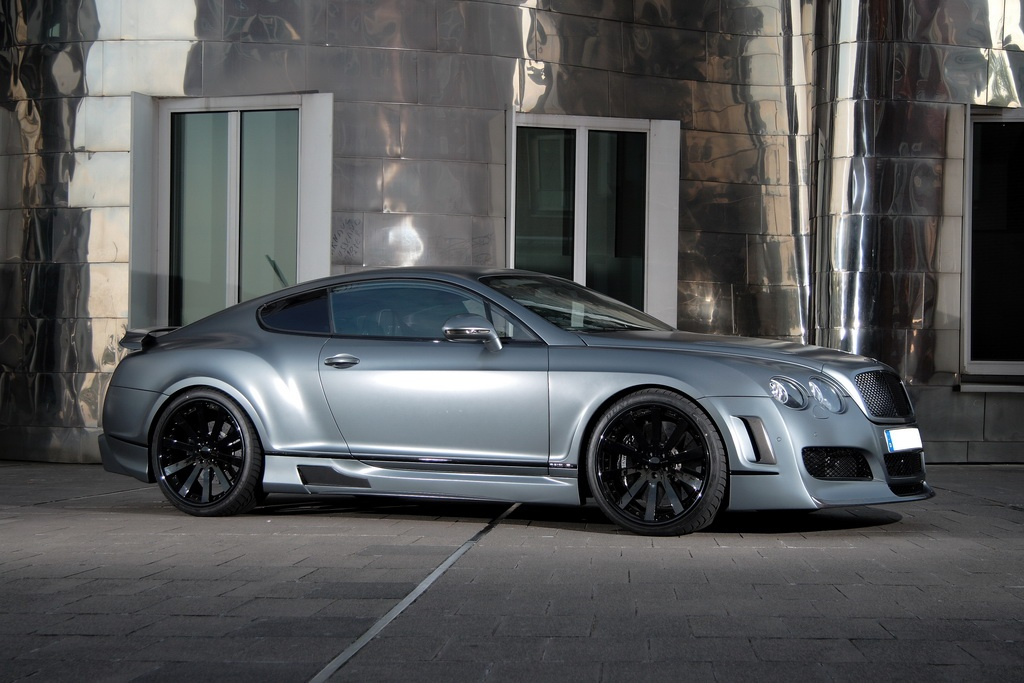 Anderson Germany Bentley Continental Supersports Released ...