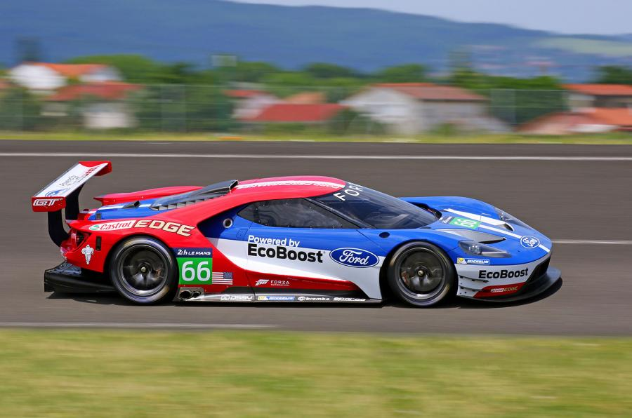 Andy Priaulx To Drive The Ford Gt In The 2016 Wec