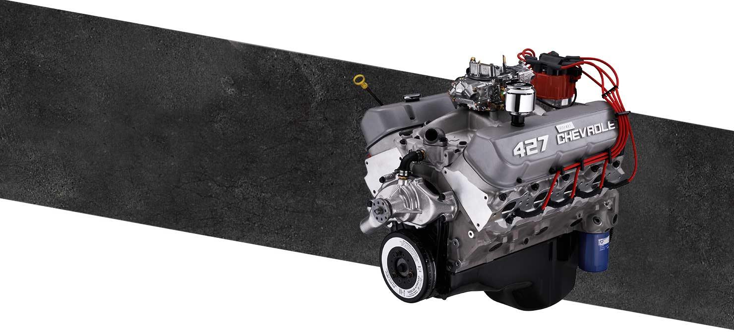 28 625 anniversary edition chevrolet 427 big block v8 crate engine detailed autoevolution. Black Bedroom Furniture Sets. Home Design Ideas