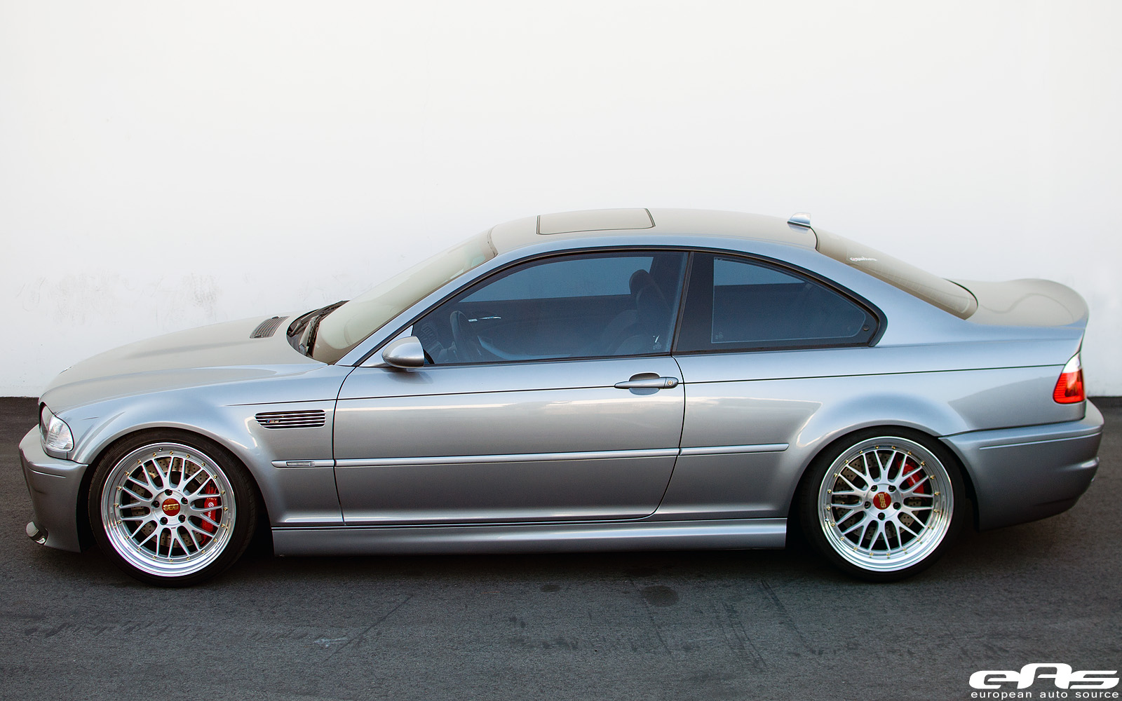 another custom silver gray bmw e46 m3 autoevolution. Black Bedroom Furniture Sets. Home Design Ideas
