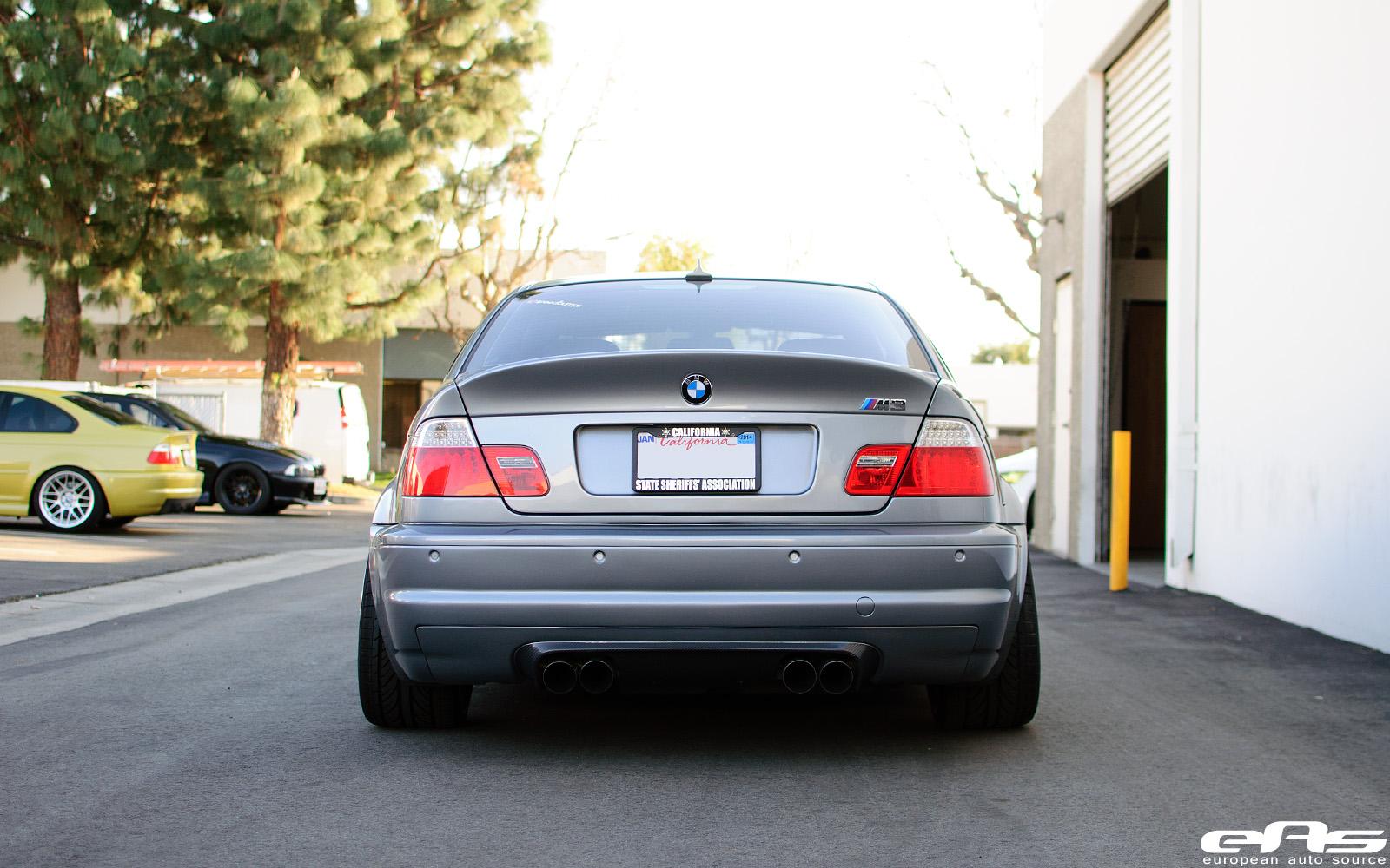 Another Custom Silver Gray BMW E46 M3  autoevolution