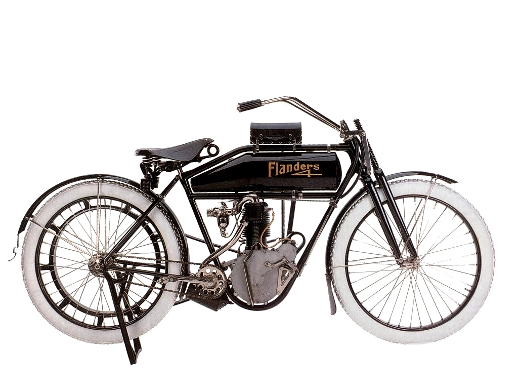Antique Motorcycles Exhibit at the Packard Museum ...