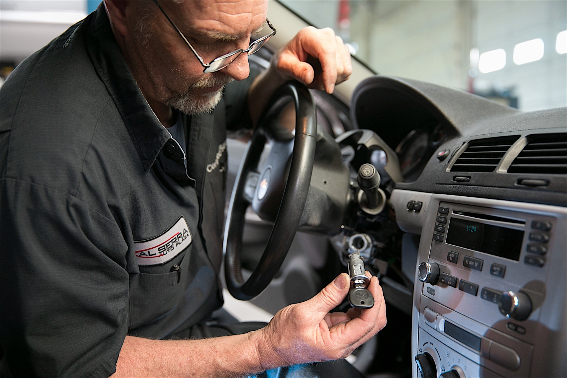 Gm Lock Cylinder Replaced During Ignition Switch Recall