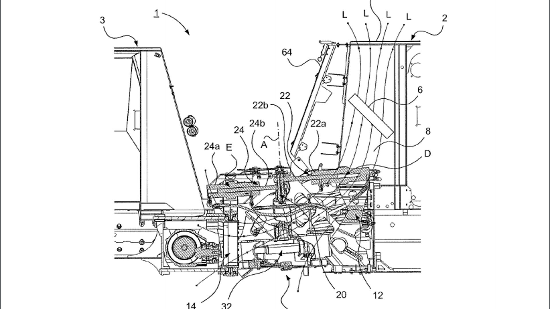 apple patented an articulated steering system  don u0026 39 t expect an itank soon