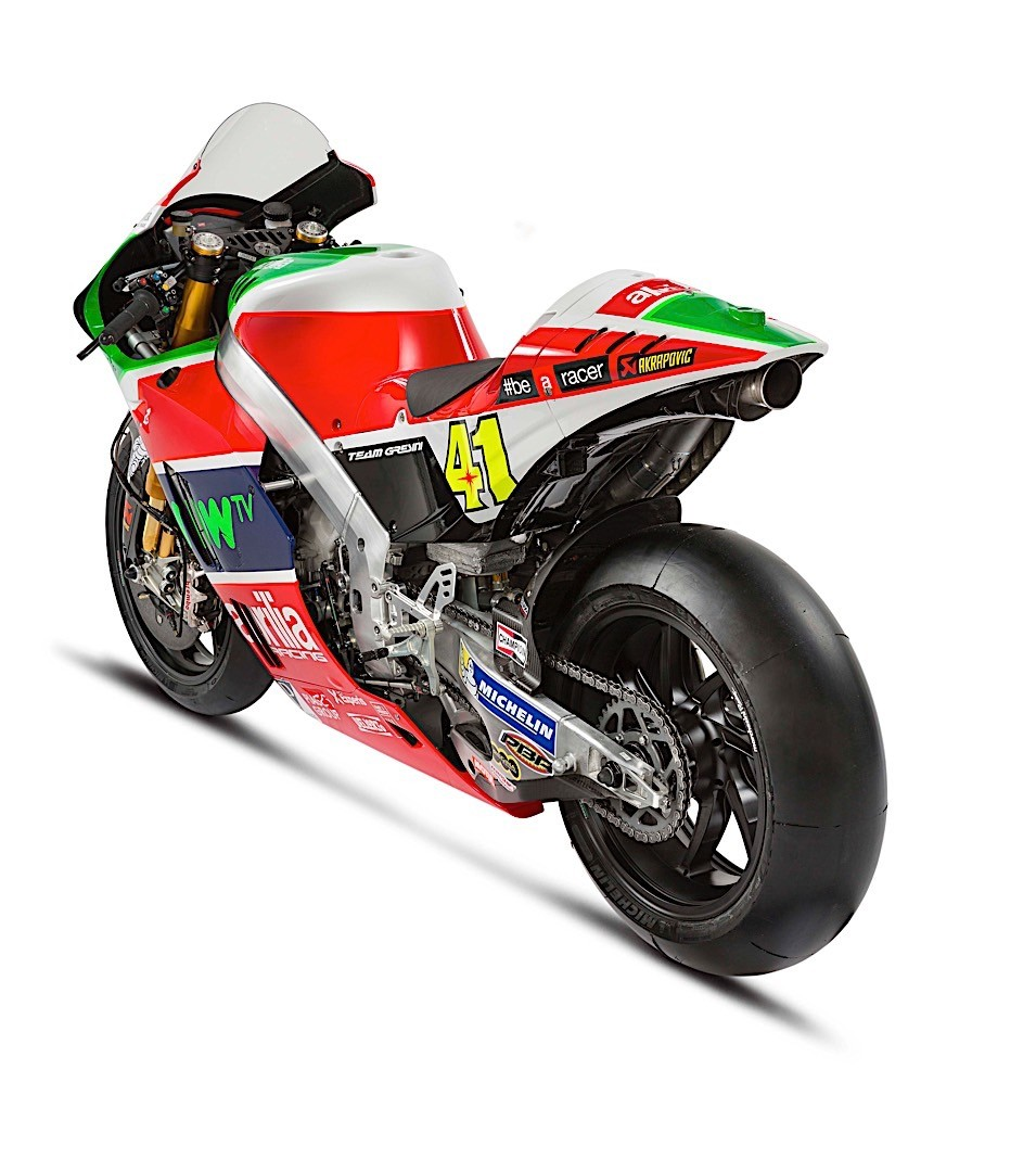 Aprilia Continues To Focus On The MotoGP Challenge ...