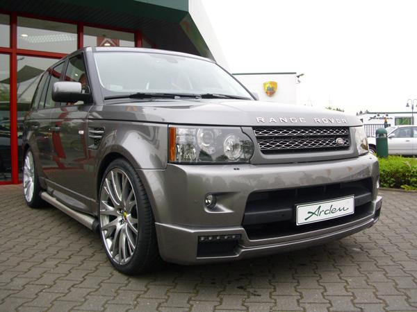 Arden Range Rover Sport AR5/10 is Here - autoevolution