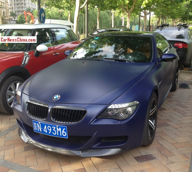 Are Flashy Bmws The Norm In China Autoevolution