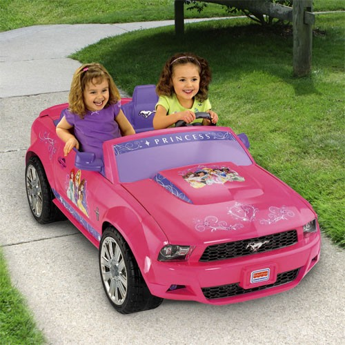 Are Power Wheels The Way Car Companies Turn Children Into Lifelong