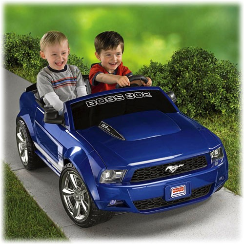 Are Power Wheels The Way Car Companies Turn Children Into